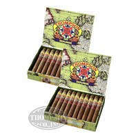 Thompson Explorer 2-Fer Habano Corona Cigars