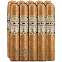 Gurkha Master Class Toro Connecticut 10 Pack Cigars