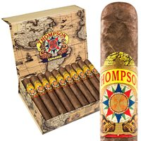 "Thompson Explorer Robusto Habano (5.0""x50) BOX (20)"