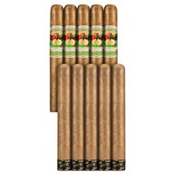 Double Down 10 Connecticut Toro Sampler Rocky Patel VS San Cristobal  SAMPLER (10)