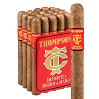 "Thompson Red Label Natural Corona (5.5""x42) PACK (20)"