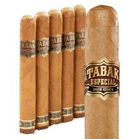 "Tabak Especial Toro Dulce (6.0""x52) PACK (5)"