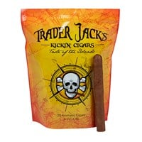 "Trader Jacks Lonsdale Connecticut (6.2""x45) PACK (20)"