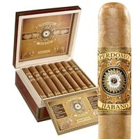 "Perdomo Habano Bourbon Barrel Aged Gordo Connecticut (6.0""x60) BOX (24)"