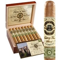 "Perdomo Factory Tour Blend Robusto Connecticut (5.0""x52) BOX (24)"