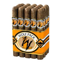 "Wolf Pack Cigars Toro Natural (6.0""x50) PACK (20)"