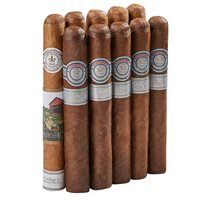 Montecristo White Vintage and Platinum Combo  10 Cigars
