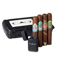 CAO World Series Gift Set  4 Cigars