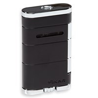 Xikar Allume Black Tabletop Lighter