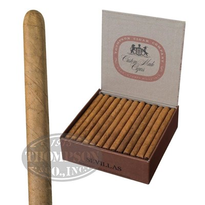 Thompson USA Sevillas Natural Panetela Cigars