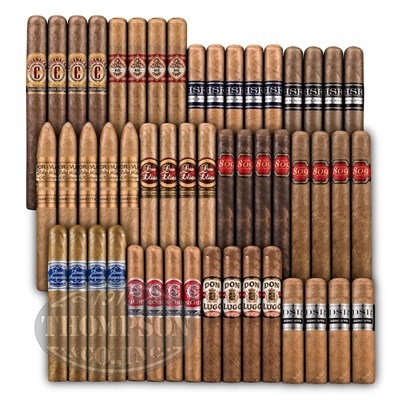 Thompson Artisan Collection Fifty Sampler Cigar Samplers