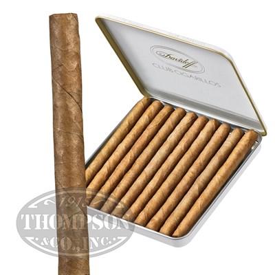 Davidoff Club Cigarillos Sumatra - Thompson Cigar