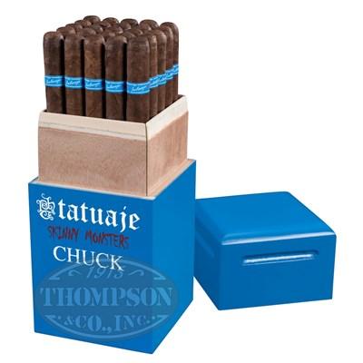 Tatuaje Skinny Monsters Chuck Habano Petite Lancero - Thompson Cigar