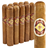 "Diamond Crown Robusto Series No. 4 Connecticut (5.2""x54) PACK (10)"