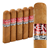 "Xen By Nish Patel Short Robusto Connecticut (4.0""x54) PACK (5)"