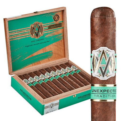 AVO Unexpected Series Tradition Cigars