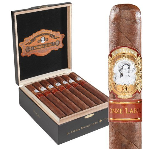 La Palina Bronze Label 4 Star Robust Natural Robusto Cigars