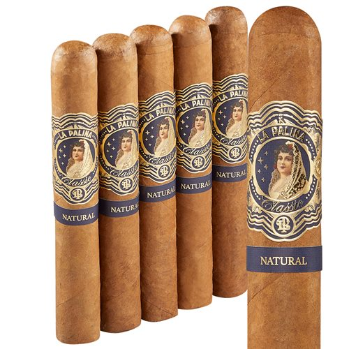 La Palina Classic Natural Double Corona Cigars