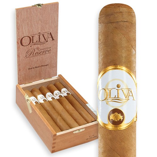 Oliva Connecticut Reserve Churchill Box of 20 Cigars
