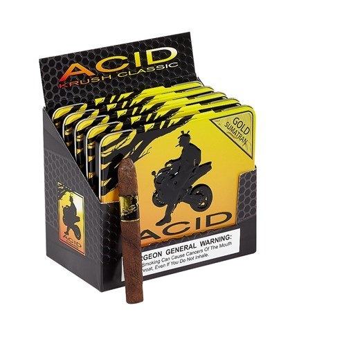 ACID Krush Classics Gold Sumatra Cigars