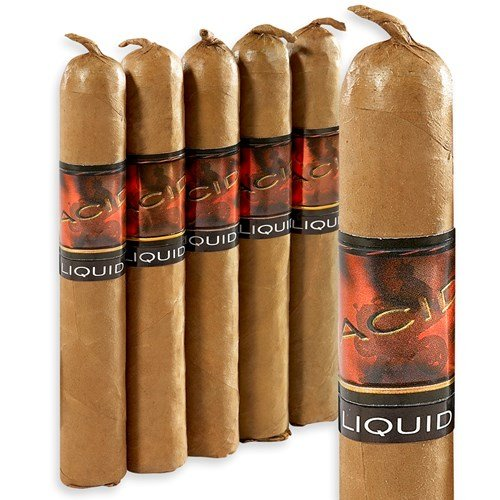 "ACID Liquid Connecticut (Robusto) (5.0""x50) PACK (5)"