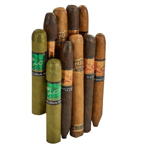 Drew Estate Infused 10 Cigar Sampler  SAMPLER (10)