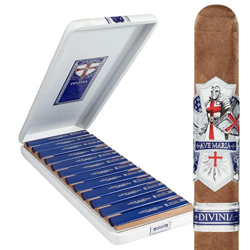 Ave Maria Divinia Toro Tubo Sun Grown Cigars