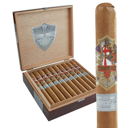 Ave Maria Immaculata Churchill Connecticut Cigars