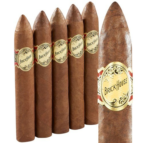 Brick House Short Torpedo Natural Cigars
