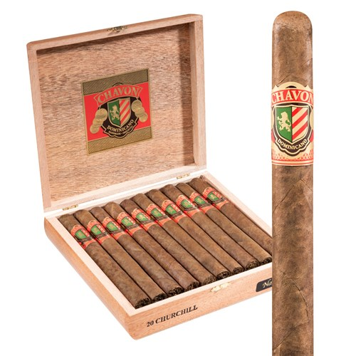 "Chavon Churchill Natural (7.5""x50) BOX (20)"