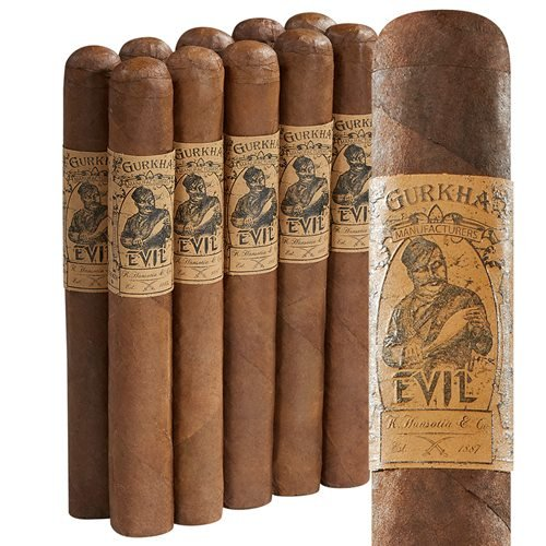 Gurkha Evil Churchill Cigars