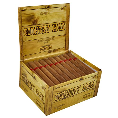 "Country Man by Good Times Toro (6.0""x49) BOX (50)"