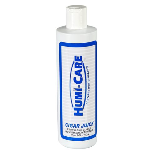 Humi-Care 16oz Cigar Juice  16 oz Bottle