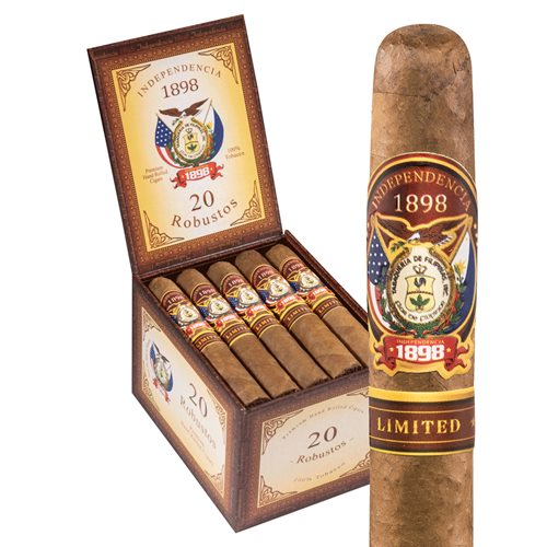 "1898 Independencia Limited Edition Churchill Habano (7.0""x50) BOX (20)"