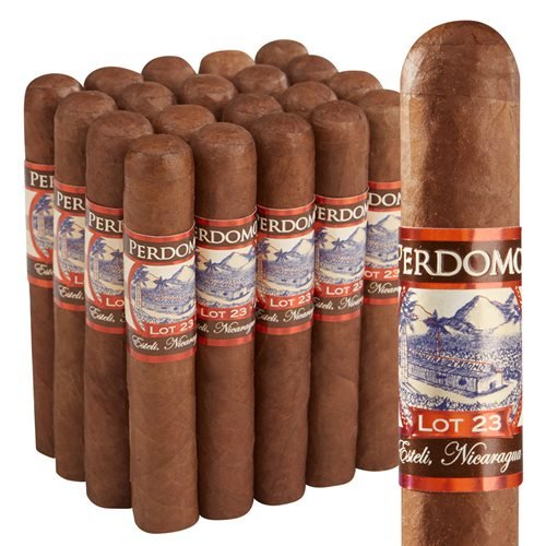 "Perdomo Lot 23 Robusto (5.0""x50) PACK (20)"