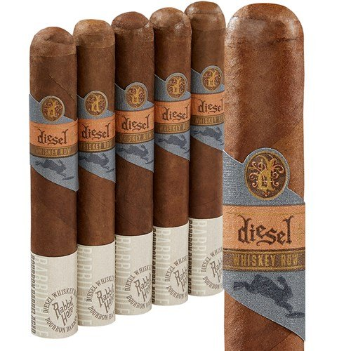 Diesel Whiskey Row Robusto Habano Cigars