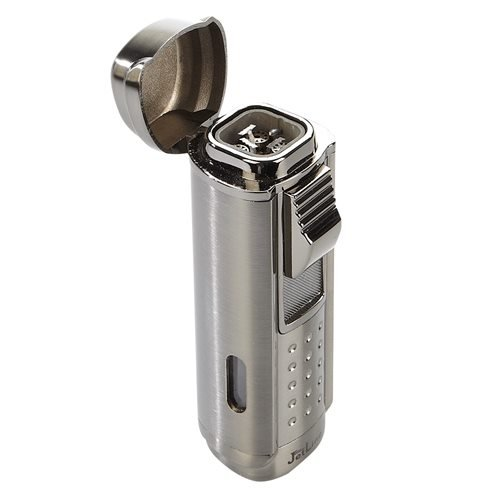 Jetline Magna Quad Flame Gunmetal Lighter  Gun Metal