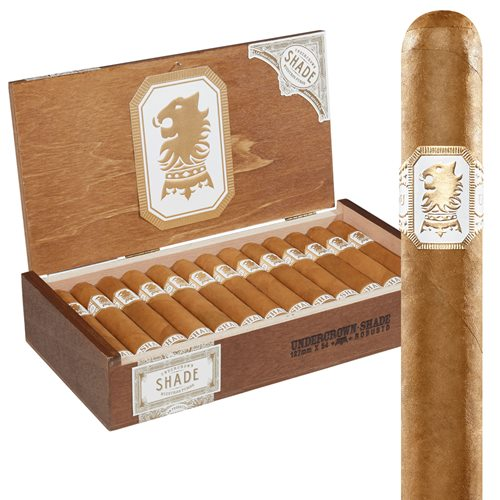"Drew Estate Undercrown Shade Toro Tubo (6.0""x50) BOX (10)"
