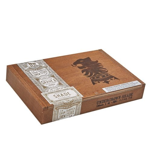 "Drew Estate Undercrown Shade Flying Pig (Perfecto) (3.9""x60) BOX (12)"