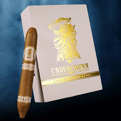 "Drew Estate Undercrown Shade Suprema (Perfecto) (6.0""x54) BOX (5)"