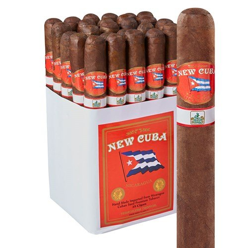 "New Cuba Presidente Connecticut (7.5""x50) PACK (25)"