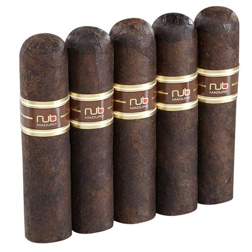 "Nub by Oliva 460 - Maduro (Gordo) (4.0""x60) PACK (5)"