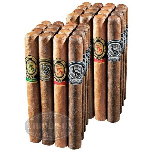 Victor Sinclair Powerhouse Churchill Sampler 16 2-Fer Cigar Samplers