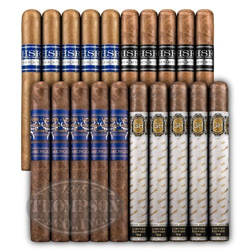 World Class Twenty Sampler Cigar Samplers
