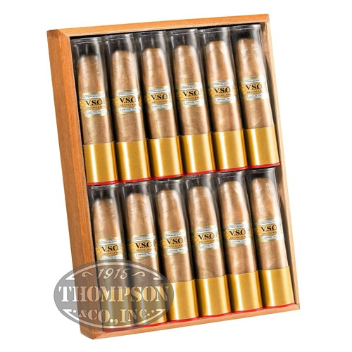 VSOP Whiskey And Cognac Rothschild Natural Tubes  SAMPLER (24)