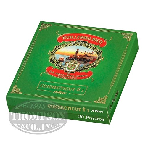 Gran Habano Green Connecticut Mini Cigarillo