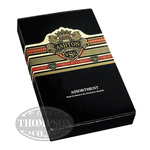 Ashton VSG Sampler Sun Grown Cigar Samplers