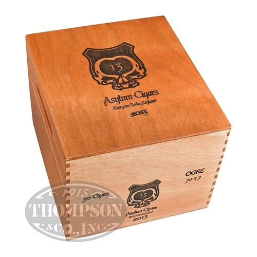 Asylum 13 The Ogre Robusto Dual Wrapper Cigars
