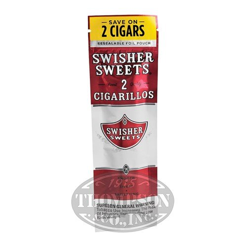 Swisher Sweets Sweet Natural Cigarillo