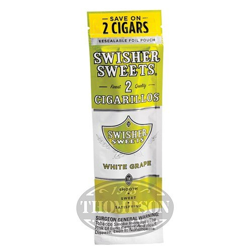 Swisher Sweets White Grape Natural Cigarillo